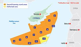 Cyprus Block 12
